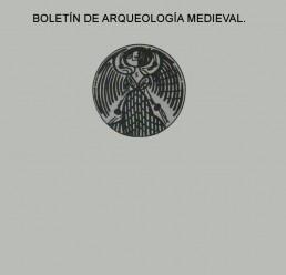 Portada del Boletin de Arqueología Medieval