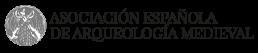 Logo Asociación Española de Arqueología Medieval